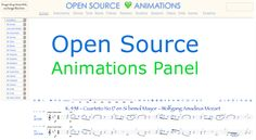 Contributions to the central screen will be made through open source code repositories.