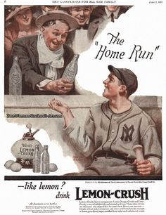 Google Image Result for http://www.best-norman-rockwell-art.com/images/1921-Norman-Rockwell-advertisement-Lemon-Crush-The-Home-Run-400.jpg