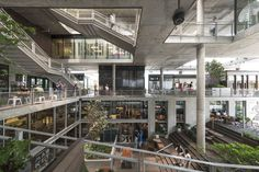 The Commons by Department of ARCHITECTURE | Wison Tungthunya & W Workspace