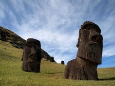 In shards of glass, a new sign of how the enigmatic Easter Islanders met their demise - The Washington Post
