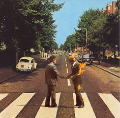 Wish You Were Here On Abbey Road