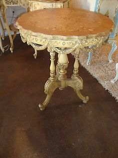Vintage French Bow Gold Ormolu Victorian Lampshade ...