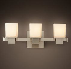 Chandler Sconce - Polished Chrome. Restoration Hardware. Over the ...