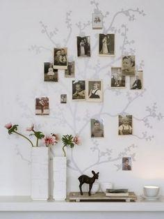 Beautiful Vintage Family Tree