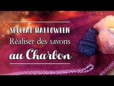 Spécial HALLOWEEN // Savons Purifiants au Charbon ⎮100% VEGAN