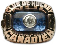 Montreal Canadiens - 1976 Stanley Cup Ring