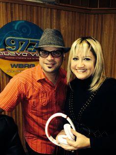 Aby Ortiz y Lourdes Toledo cerrando En Ruta hoy viernes!!