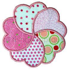 7 Popular Appl Emb Valentines Images Appliques Applique