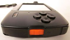 The Caanoo is an open-source, Linux-based handheld video game console and media player created by GamePark Holdings of South Korea. It is the successor to the GP2X Wiz, and was showcased at the Electronic Entertainment Expo 2010.
