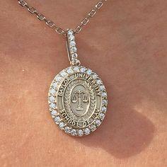 Baylor Law School pendant by San Jose Jewelers
