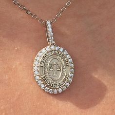 Baylor Law School pendant by San Jose Jewelers