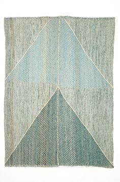 millican blue rug