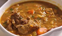 Samp & Beans Casserole : Food : The Home Channel Bean Recipes, Soup Recipes, Lamb Recipes, Yummy Recipes, Recipies, Cooking Recipes, Yummy Food, South African Recipes, Indian Food Recipes