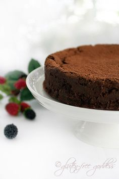 Gluten free desserts