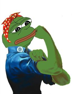 we can pepe it