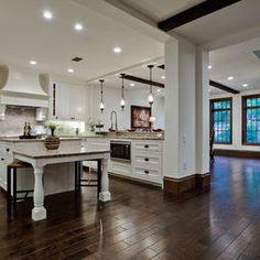 napoli granite  6622 Norway Road, Preston Hollow, Dallas TX - mediterranean - kitchen - dallas - Bauhaus | EGC Custom Homes