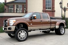 One of these days I will have a truck this bad ass Dually Wheels, F350 Dually, Dually Trucks, Ford Pickup Trucks, Diesel Trucks, Lifted Trucks, Old Trucks, Ford Girl, Truck Mods