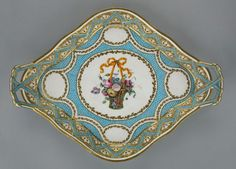 Sèvres porcelain plates in the Wallace Collection