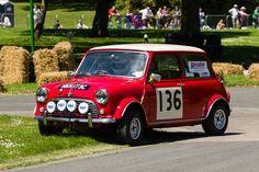 1965 Mini Morris Cooper S