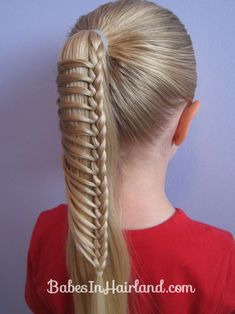20 Back-to-School Braids - Babes In Hairland Haircut Styles For Women, Short Haircut Styles, Short Hair Styles Easy, Short Hair Updo, Braided Hairstyles For Wedding, Updo Hairstyle, Teenage Hairstyles, Little Girl Hairstyles, Hairstyles Haircuts