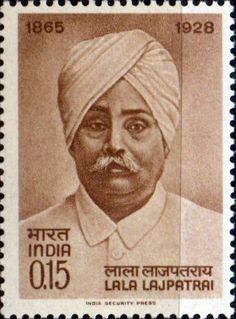 India 1965 Lala Lajpat Rai SG 496 Fine Mint SG 496 Scott 397 Other British Commonwealth Empire and Colonial stamps Here