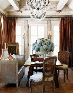 French Country Beautiful! Thefrenchinspiredroom.com