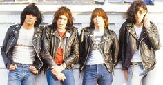 40 minutos de Ramones live in Bremen / 1978