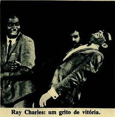 Ray Charles Video Museum: Ray Charles Is In Town - Chronology 1968