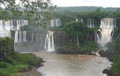 Cataratas do Iguaçu, Foz do Iguaçu, Paraná, Brasil