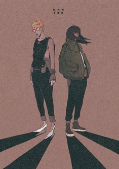 Day 138/365: Partners in crime…