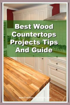 Apply a maintenance coat of linseed oil every four weeks. A lightly used countertop may only need to be touched up every six to eight weeks. The linseed oil adds hardness and water resistance. You can tell that a new coat is needed by splashing a few drops of water onto the surface. #woodencountertops #woodcountertops Fine Woodworking, Woodworking Projects, Wooden Countertops, Kitchen Worktop, Linseed Oil, Really Cool Stuff, Surface, Coat, Water