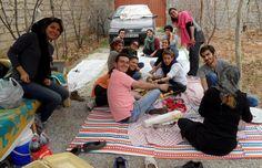 """""""Viajar no Irão durante o Nowruz pode ser um pesadelo"""", era assim que o nosso guia de viagem descrevia a época do ano que escolhemos para visitar este país. O Nowruz é o ano novo persa e tem início no Equinócio da Primavera, que este ano se celebrou a 20 de Março. As comemorações iniciam-se …"""