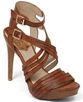 Vince Camuto Jistil High Heel Platform Sandals