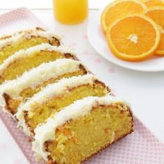 Here's 19 sweets and treats made with oranges and lemons, starting with Easy Orange Cake with Orange Icing by lynn Baking Recipes, Dessert Recipes, Desserts, Baking Ideas, Cupcake Recipes, Snack Recipes, Tea Cakes, Cupcake Cakes, Cupcakes