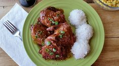 Shoyu Chicken
