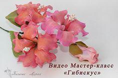 Цветочная феерия из фоамиранаот Марии Бычковой