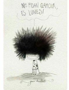 Mafalda en lunes