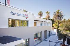 la Casa Ronald McDonald de Málaga fue la segunda en abrir, diez años después de la primera.