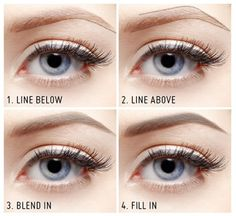 Simple Steps To Shape Your Brows Perfectly? - Toronto, Calgary, Edmonton, Montreal, Vancouver, Ottawa, Winnipeg, ON
