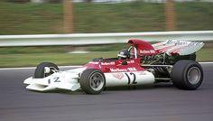 1972 BRM P160 (Peter Gethin)