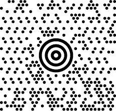 circle barcodes - Поиск в Google Cyberpunk Tattoo, Qr Barcode, Futuristic, Social Media Marketing, Coding, Instagram, Tattoos, Google, Art