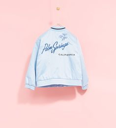 BLOUSON BOMBER PALM SPRINGS