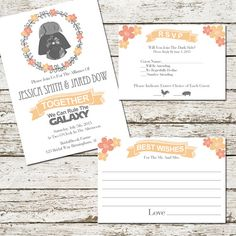 10 Star Wars Wedding Ideas for ForceFriday Star wars wedding