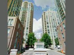 22 Olive Ave unit Toronto.22 올리브 아베뉴. 프린세스 플레이스