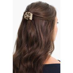 claw clip hairstyles : ... hair, hairstyles, cabelos, hair styles, peinados, black, hair clip