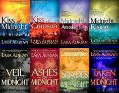 """""""The Midnight Breed Series..."""" by Laura Adrian"""