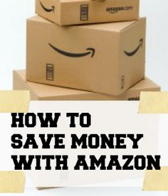 No matter your familiarity with Amazon, you'll be able to save big these ideas which reveal the How to Save More Money With Amazon.