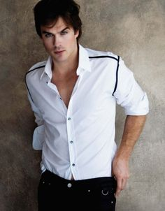 Ian-Somerhalder- as Christian Grey In fifty shades Of grey Movie http://www.themoviefiftyshadesofgrey.com/vampire-diaries-star-and-the-arrow-star-complete-for-christian-grey/