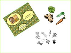 Literacy Activity to Go With Book, Tops and Bottoms by Janet Stevens (free; from A Teacher's Touch)