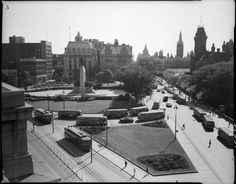 A warm reminder that summer will come around. Lurking in the City of Toronto Archives immense digital photo collection are eight photogra. Union Station, Photo Archive, Ottawa, Ontario, Paris Skyline, June, Canada, Urban, Cheap Lipstick
